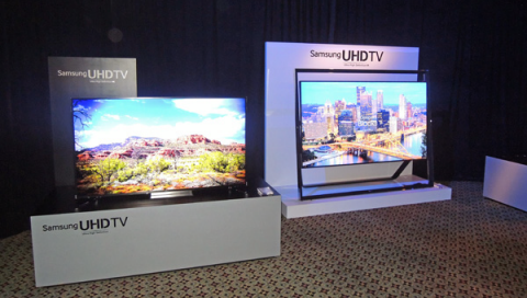 Popular 4K Ultra HD TV