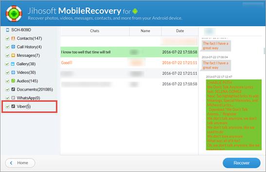 <b>Jihosoft</b> <b>Android</b> <b>Phone</b> <b>Recovery</b> - Télécharger