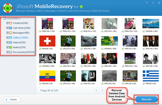 Top 5 Best Android Recovery Software To Restore Data On