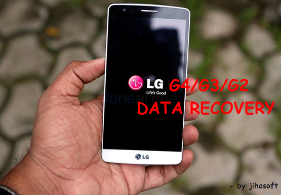 Recover Deleted Files from LG G4/G3/G2 Phone