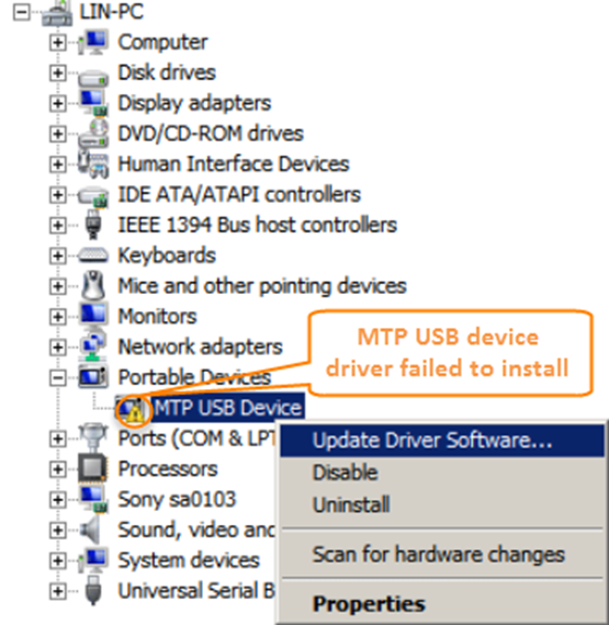 usb drivers for galaxy s6