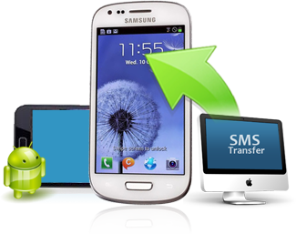 Restore SMS Backup File to Android from Mac