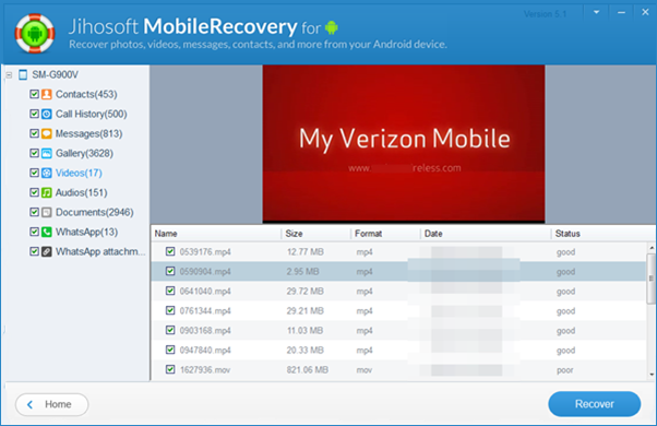 How to Recover Data from Samsung Mobile Phones - Image 6