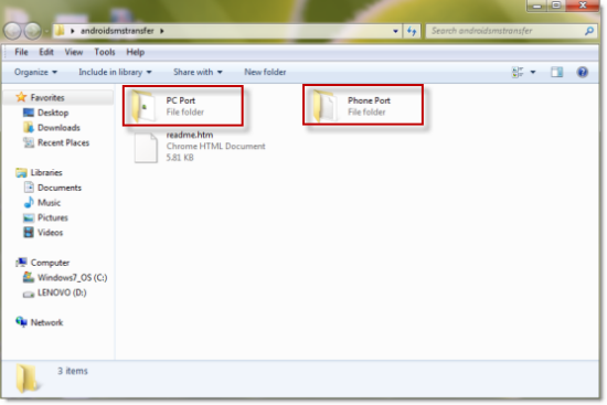 How to Use Jihosoft Android SMS Transfer