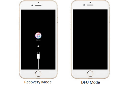 Main Difference Between DFU Mode And Recovery Mode