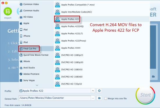 Mov codecs for mac