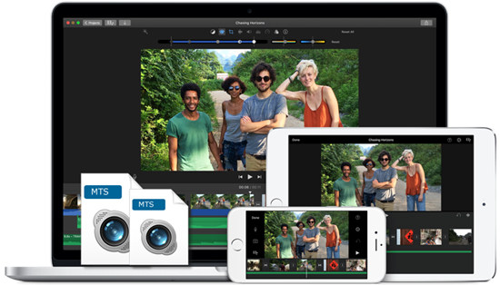 How to Import MTS Files to iMovie