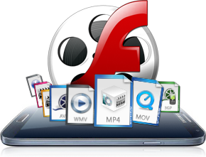 Convert SWF to All Popular Video Formats on Mac
