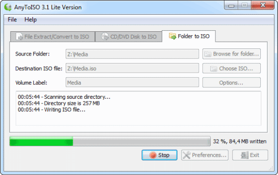 convert file to iso free