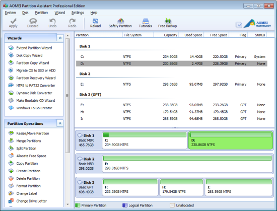 Best 5 Free Partition Manager Software for Windows 2019