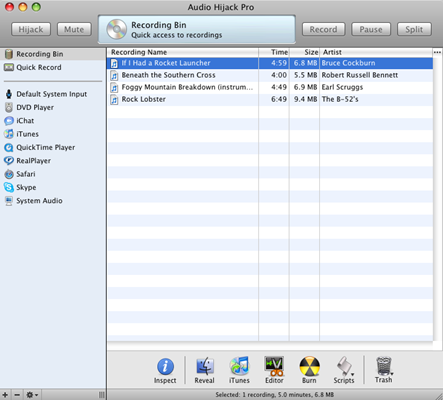 Spotify downloader mp3 mac