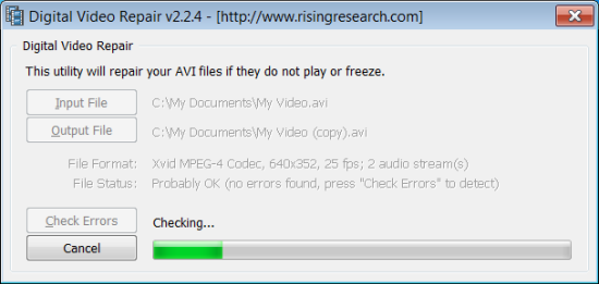 Free Tools to Fix a Corrupted MP4 Video File