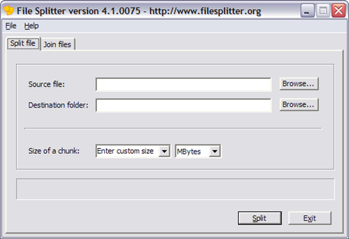split pdf into smaller files