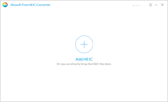 Convert HEIC photos to JPG.