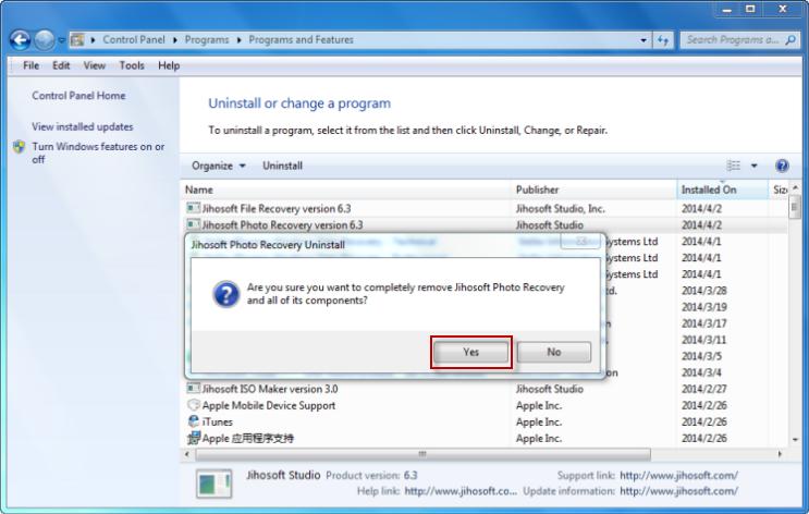 How To Install Amp Uninstall Jihosoft Programs