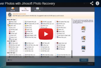 photo recovery software recover deleted photos videos audios