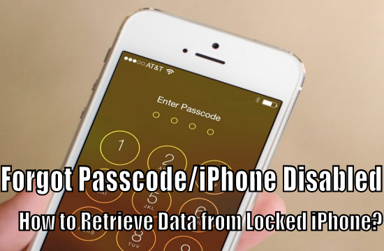 Forgot My iPhone 5S and iPad Passcode and Left Them Locked  Need Help
