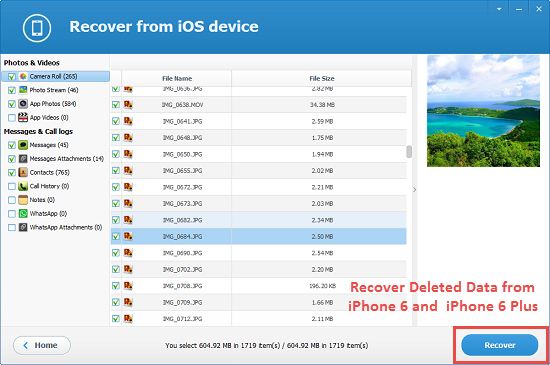 Best iphone data recovery tool