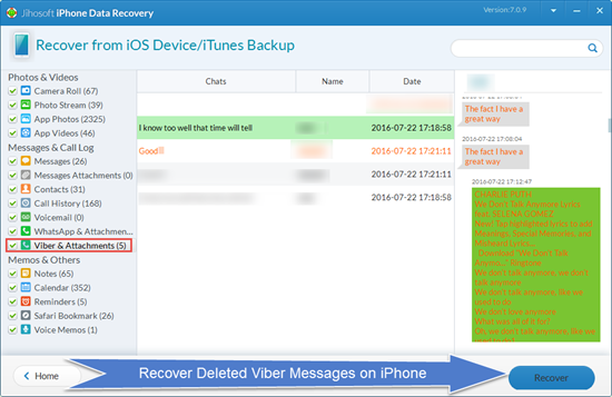 Recover Deleted Text Conversation Iphone