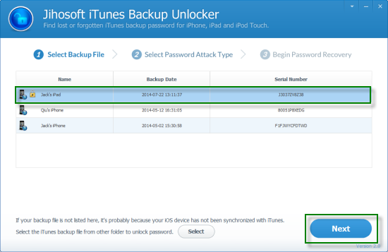 iphone backup unlocker full version