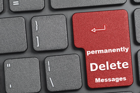 Permanently Delete Text Messages on Android