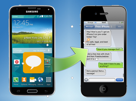 export iphone messages how to transfer sms messages from android to iphone 5 5s 6 10562