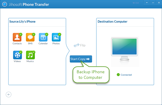 How to Backup and Restore iPhone without iTunes or iCloud