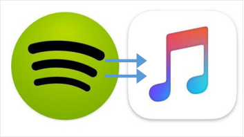 transfer apple music playlist to spotify