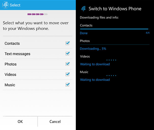 4 Ways to Transfer Data from Android to Windows Phone