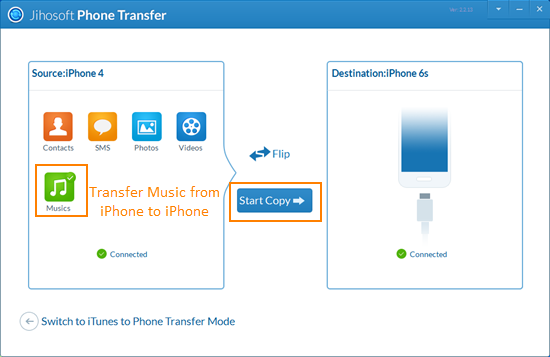 how to transfer music from iphone to itunes how to transfer from iphone to iphone 6s amp 6s plus 21088