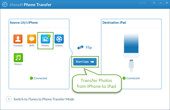 how to sync iphone and ipad text messages 5 ways to transfer photos from iphone to pro mini 4 4666