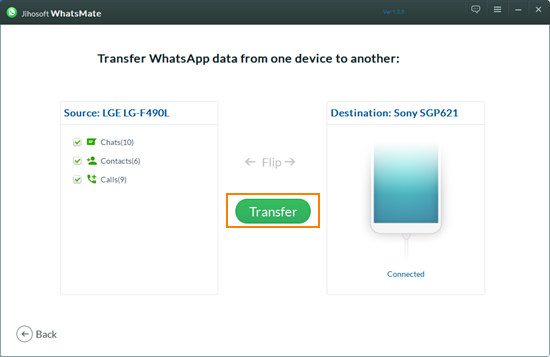 Transfer Whatsapp Data From Iphone To Android