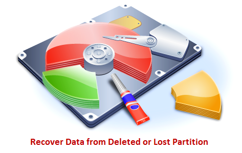 deleted partition recovery
