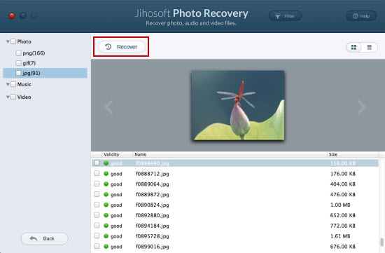 How to Recover Deleted Photos/Videos from Panasonic Lumix