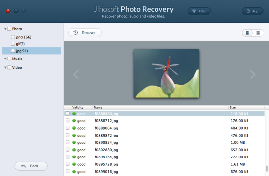 Recover Deleted Photos from Nikon Camera