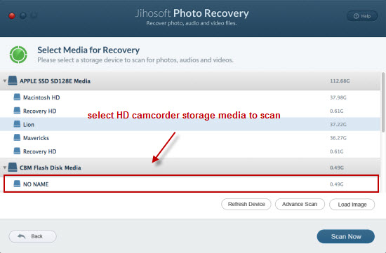how to recover deleted video files macbook