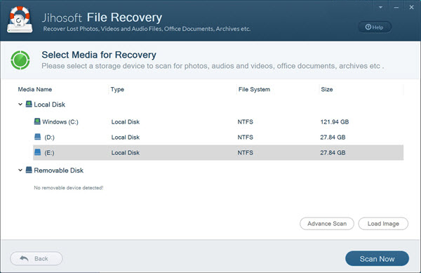 windows 10 data recovery to recover permanently deleted files