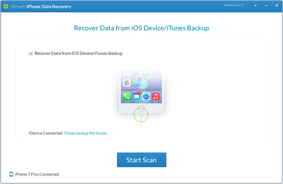 Recover Data from iOS Device Directly