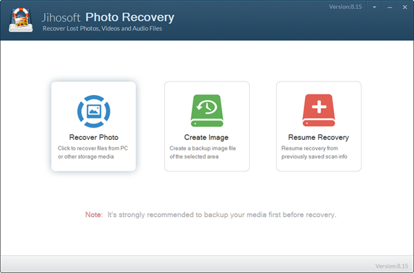 jihosoft photo recovery