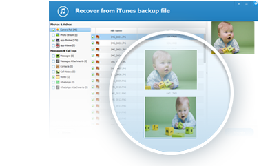 User-Friendly: Free Preview before Recovery & Selective Data Recovery