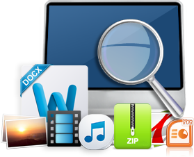 Recover Lost Photos, Videos, Audios, and More Documents on Mac