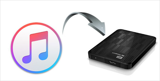 Move iTunes Library to External Hard Drive