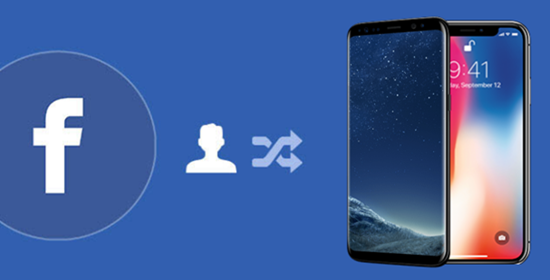Sync Facebook contacts to Android and iPhone