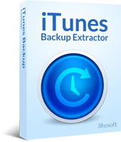 Jihosoft iPhone Backup Extractor
