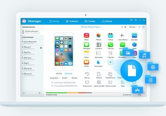 iPhone Backup Extractor - Extract Data from iPhone Backup
