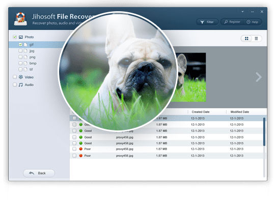 Free Download Jihosoft File Recovery to Recover Lost Data 2019