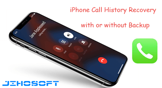 Recover Deleted Call History on iPhone