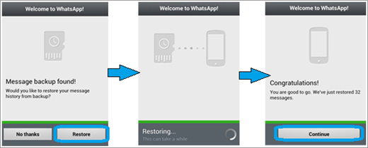 Recover Deleted WhatsApp Messages on Android without Backup