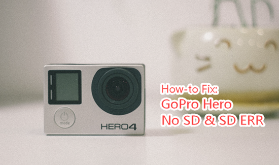 How to Fix SD Card Error on GoPro Hero