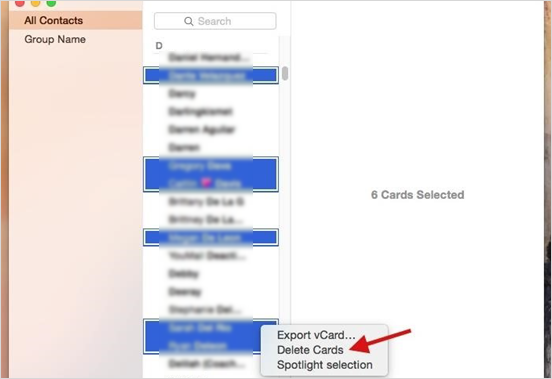 How to Delete Multiple Contacts on iPhone/iPad at Once